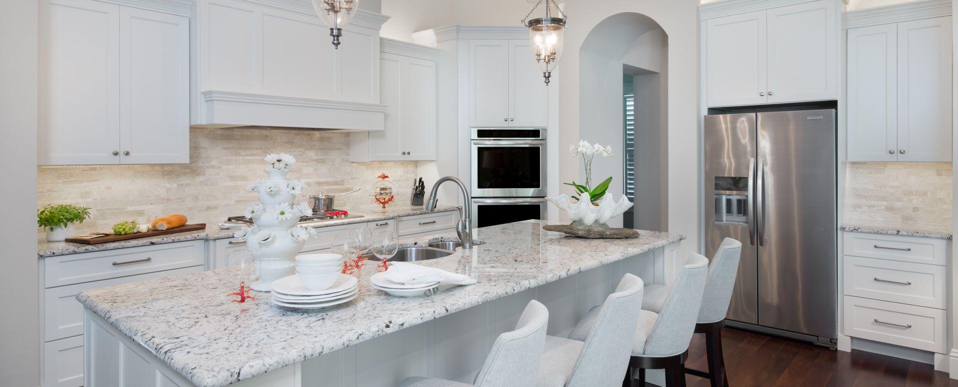 interiors british west indies florida style home kitchen - British West Indies Interior Design