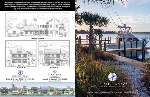 Redfish Cover Brochure