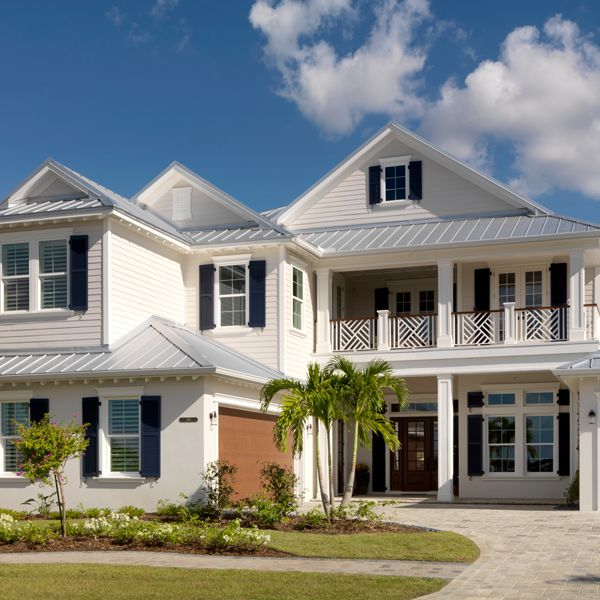 Keywest Two Story Elevation