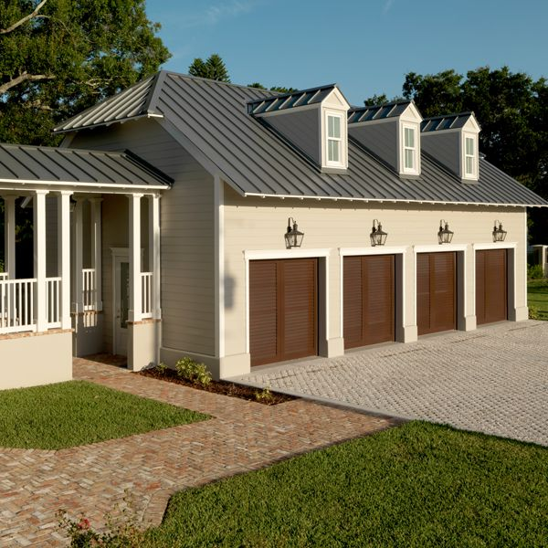Breezeway At Riverfront Low Country By Custom Home Builder Camlin Custom Homes