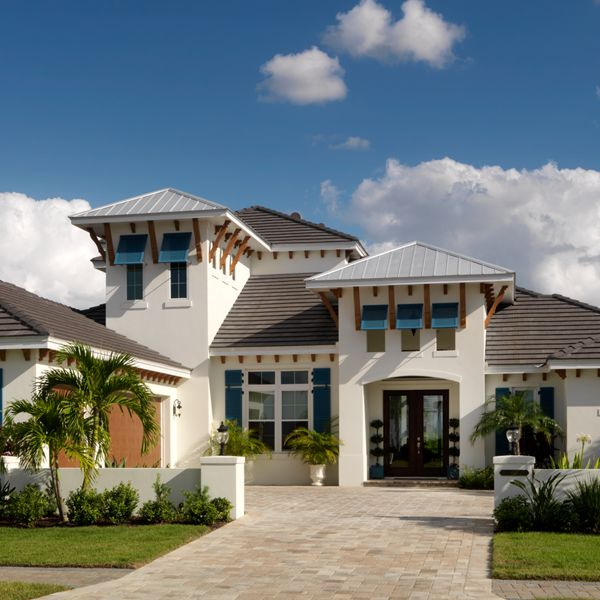 British West Indies Two Story